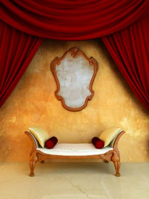 Giving Your Walls An Antique Paint Look