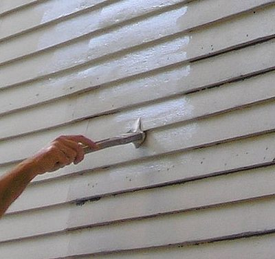 The Most Common Exterior Painting Methods The House