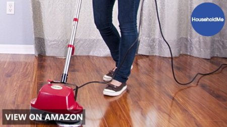 Pullman Holt B200752 Gloss Boss Mini Floor Scrubber Review