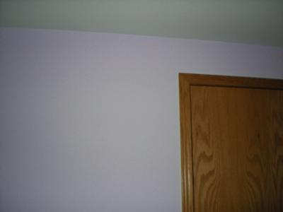 A Shade Of The Color Violet On My Bedroom Walls Light