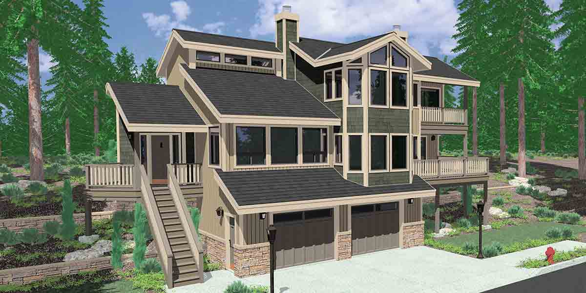 Split level master addition for Split level home addition ideas
