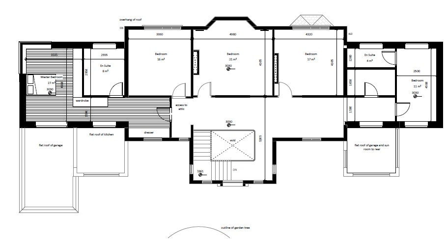 House Plans Closed Kitchen