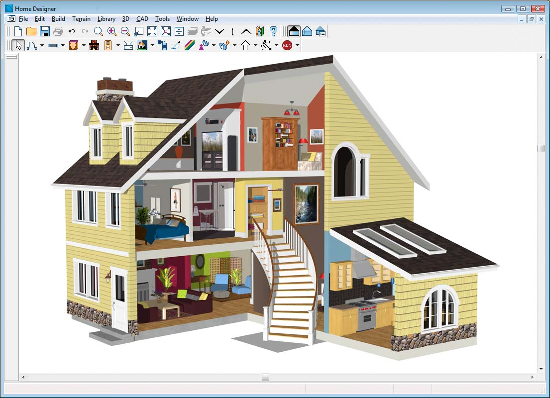 Building Home Online Free Software