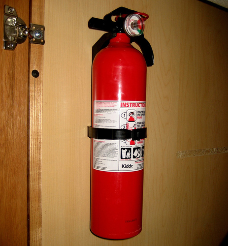 Where can i recharge my fire extinguisher – Security sistems