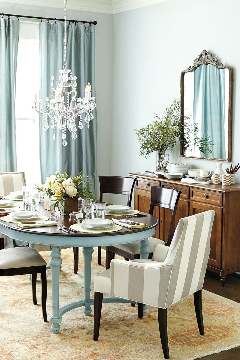How Over Dining Can Chandelier Hang Table Room Low You