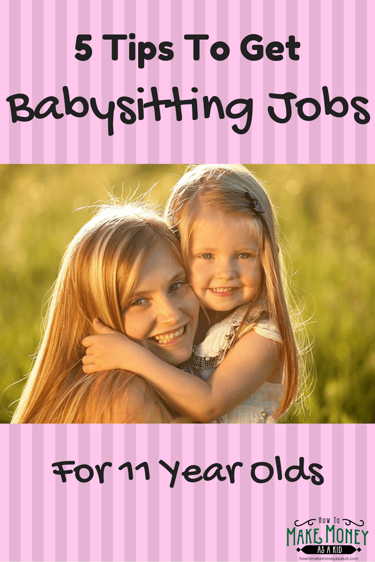 Easy Babysitting Jobs For 11 Year Olds 5 Quick Tips