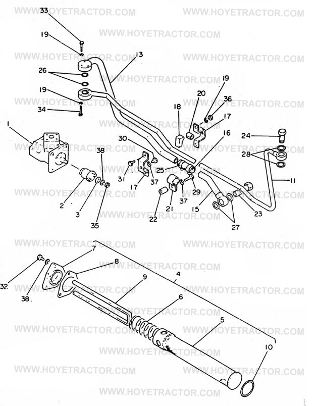 Yanmar Tractor Wiring Harness