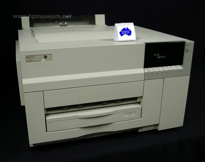 HP Computer Museum Color LaserJet 5