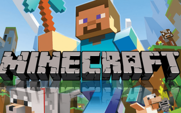 Minecraft on Web   PC Game   HRK Loading