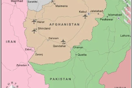 ethno linguistic of afghanistan map ethnographic research » ..:: Edi ...