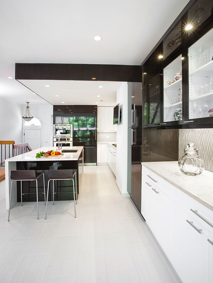 Contemporary Kitchens Designs Amp Remodeling Htrenovations