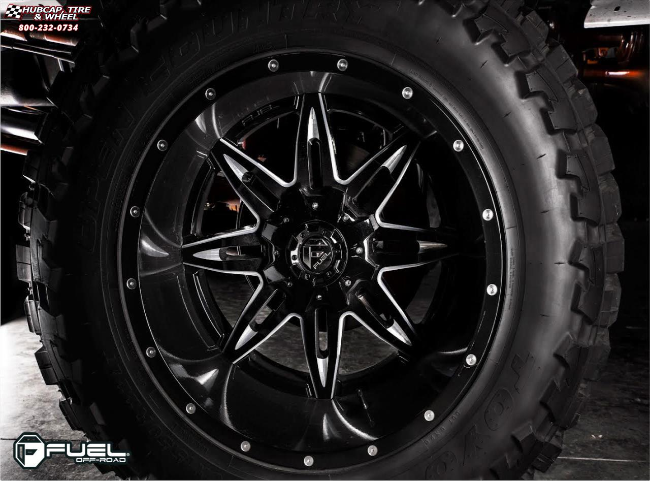 17 Tires Inch Black And Rims