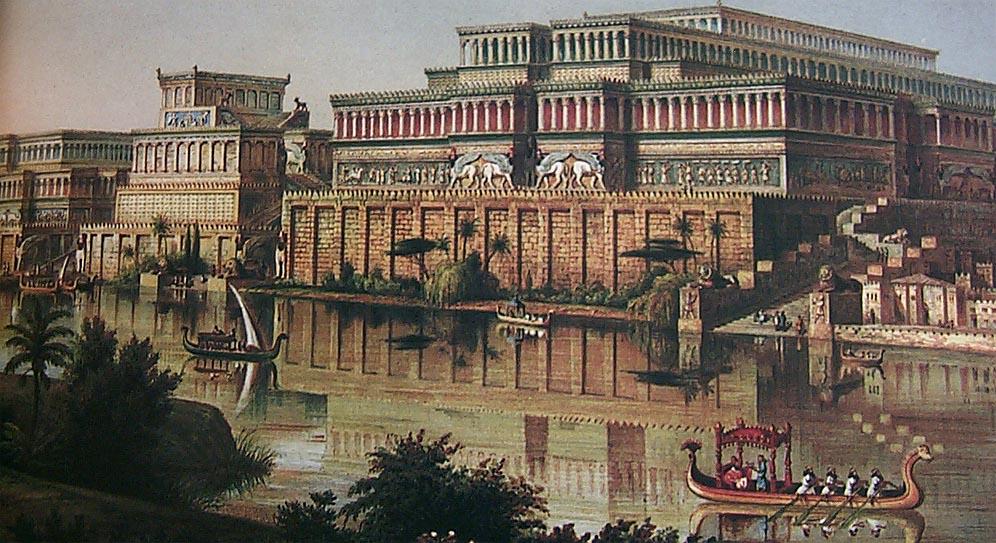 Inside Ancient Greek Buildings