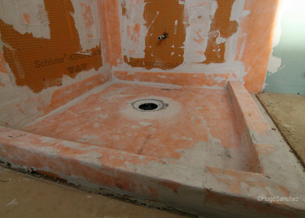 Shower Renovation C 233 Ramiques Hugo Sanchez