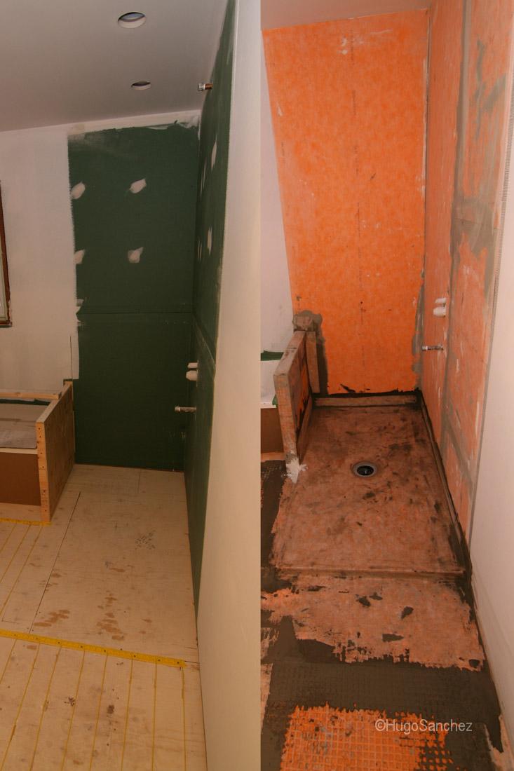 Raised Shower Base C 233 Ramiques Hugo Sanchez