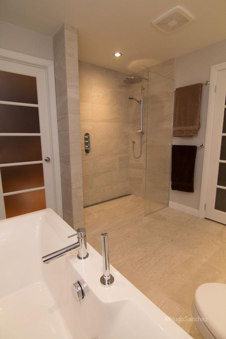 Curbless Shower Designs C 233 Ramiques Hugo Sanchez