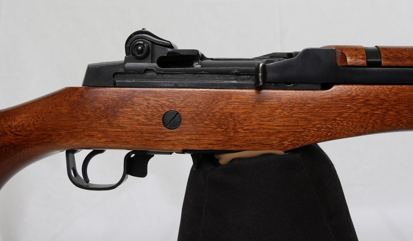 Ruger Mini Rifle Blow Ups