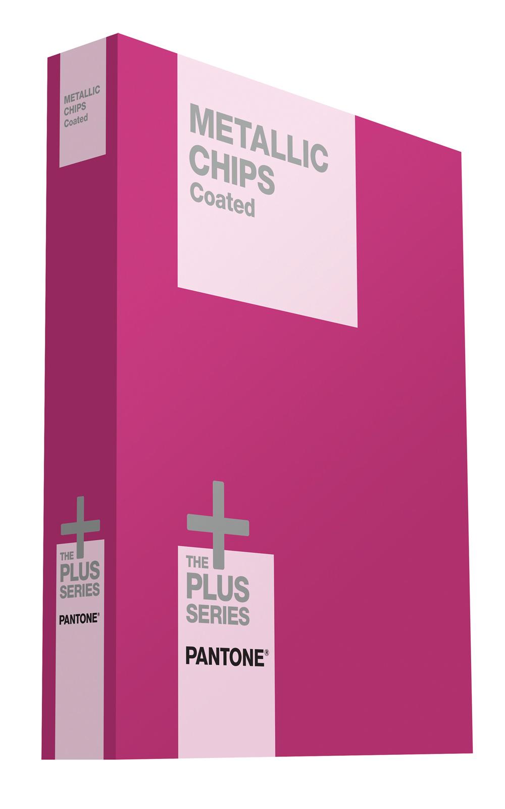 Buy Pantone Metallic and Pastel + Neon Chip Books & Guides!