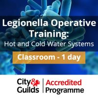Legionella Operative Training Hot And Cold Water Systems