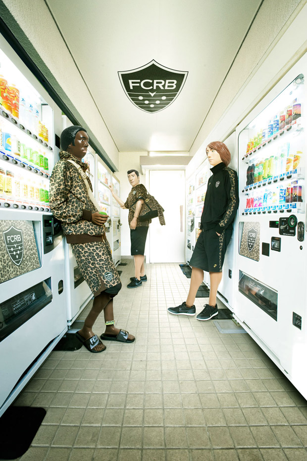 F C R B 2010 Spring Summer Collection Hypebeast