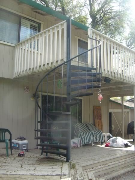 Anyone Want To Buy A Spiral Staircase I Club The Ultimate   Craigslist Spiral Staircase For Sale By Owner   Stairs Design   School   Handrail   Stair Case   Metal