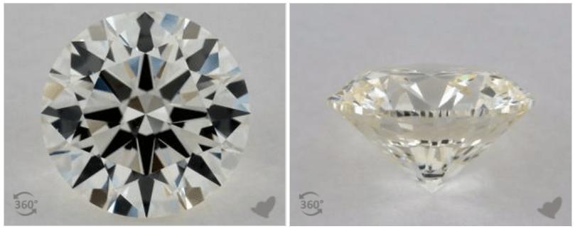 1 Diamond 1 Carat Vs Carat 2