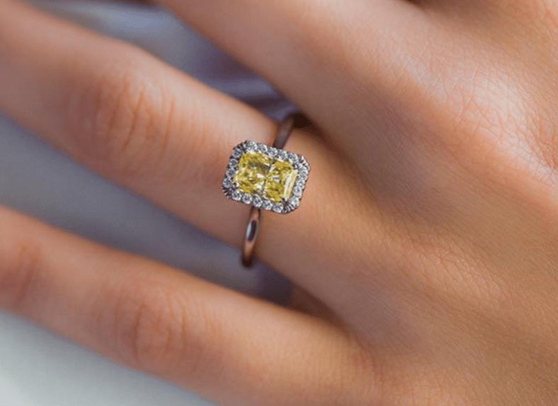 1 Carat Diamond Size Chart