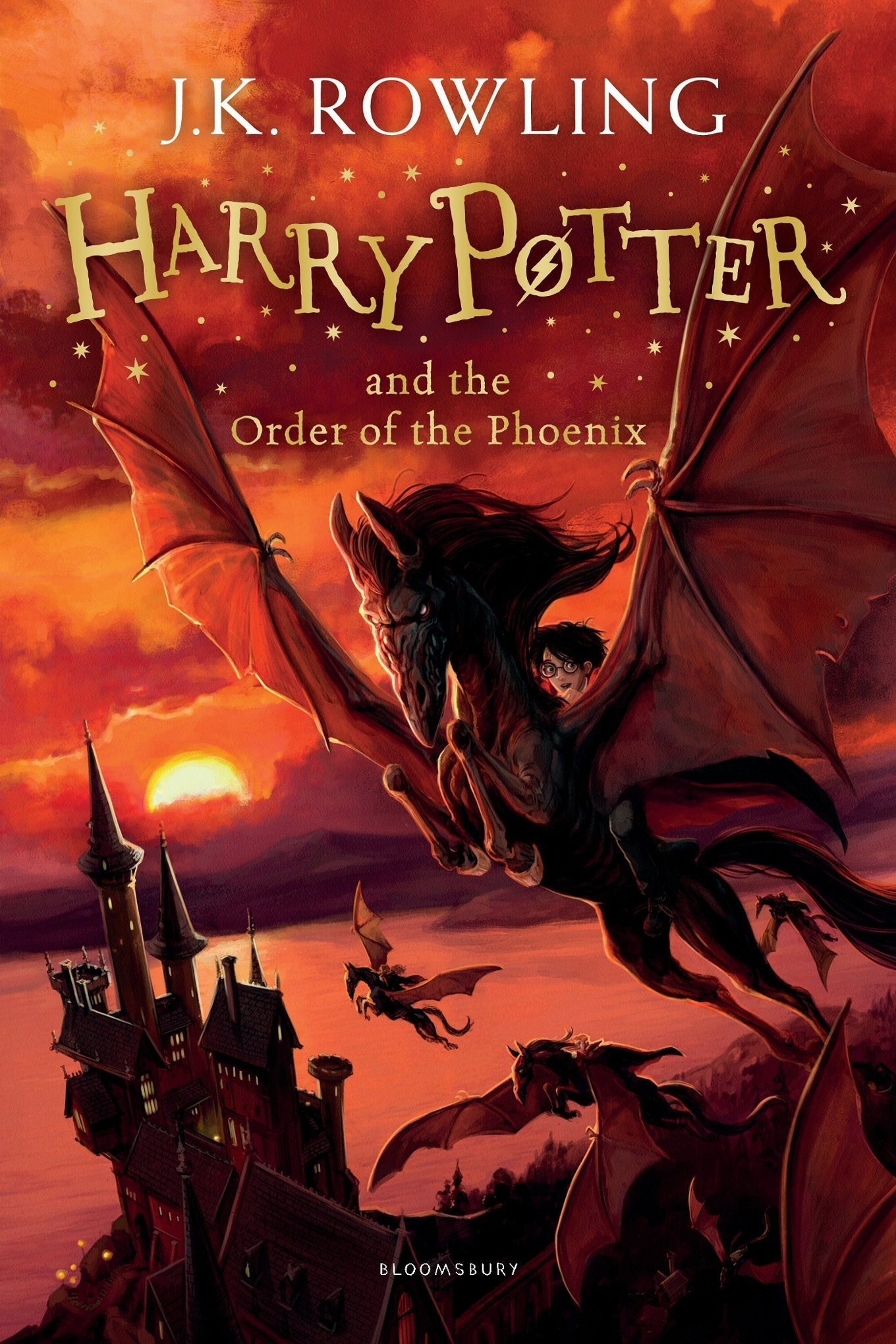 order of books - HD