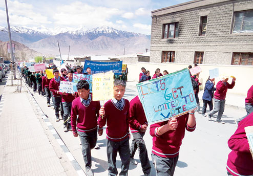 [Premium] Ladakh's Union Territory (UT) demand – All You Need to Know