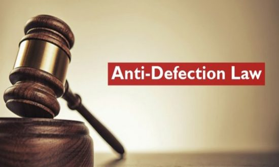 The Anti-Defection Law: Explained