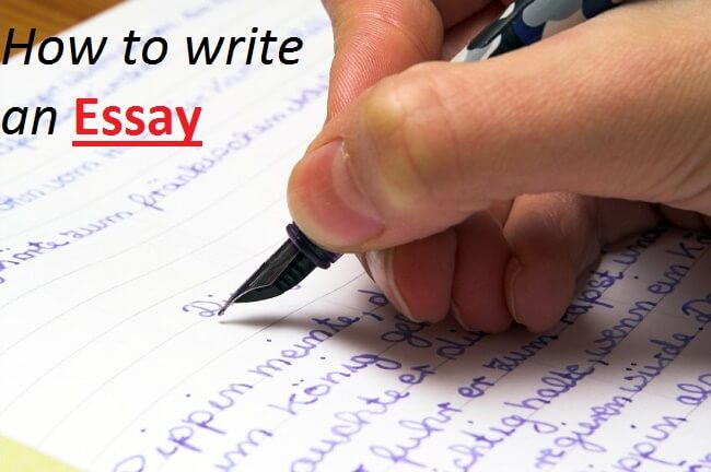 How to write an Essay for  UPSC  IAS or any competitive exams