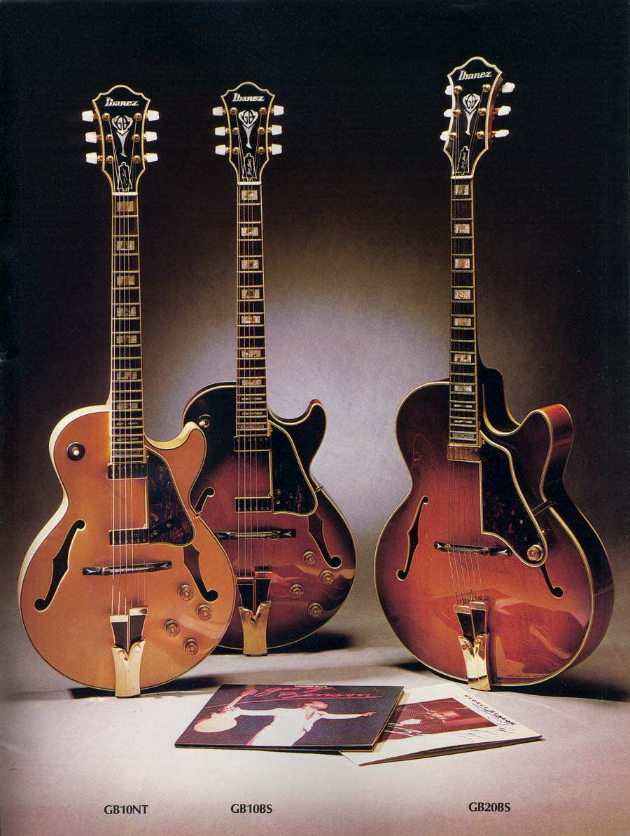 Ibanez Rules 1978 Us Catalog
