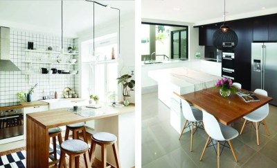 Kitchen design: Considerations for designing an island ...