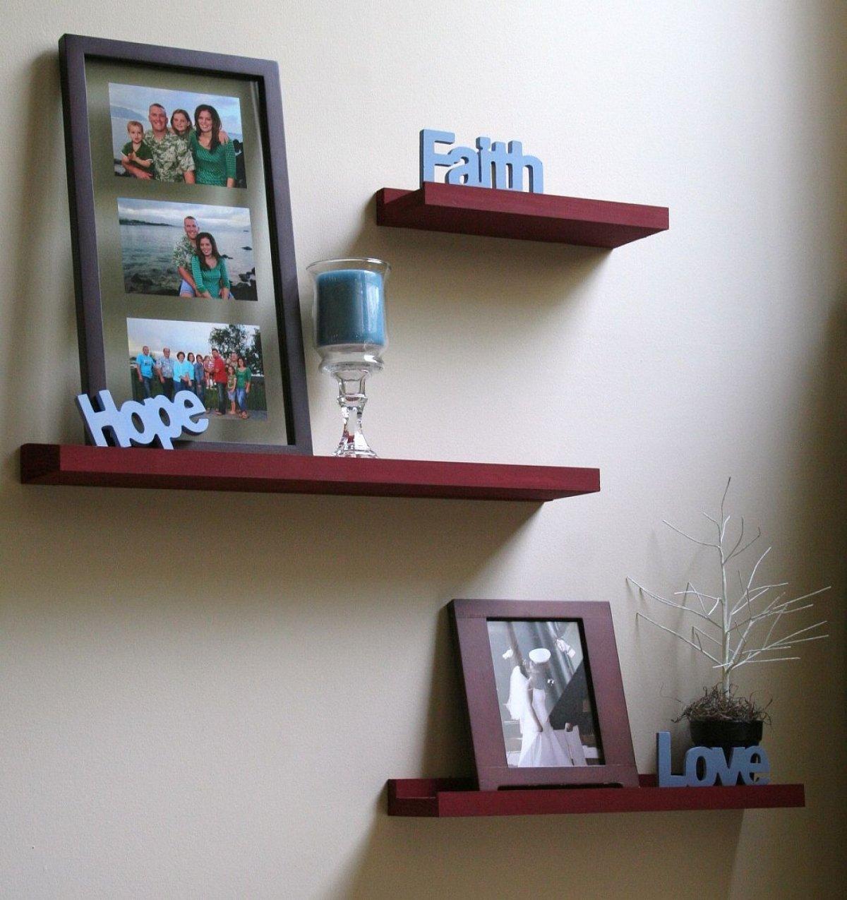 Decorative Wood Wall Shelves Decor Ideasdecor Ideas