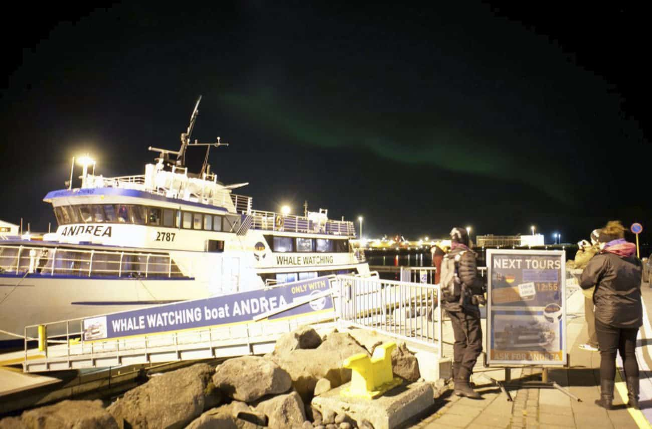 Northern Lights Boat Cruise