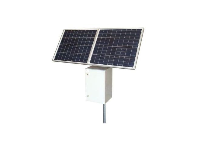 Solar Wall Illuminator