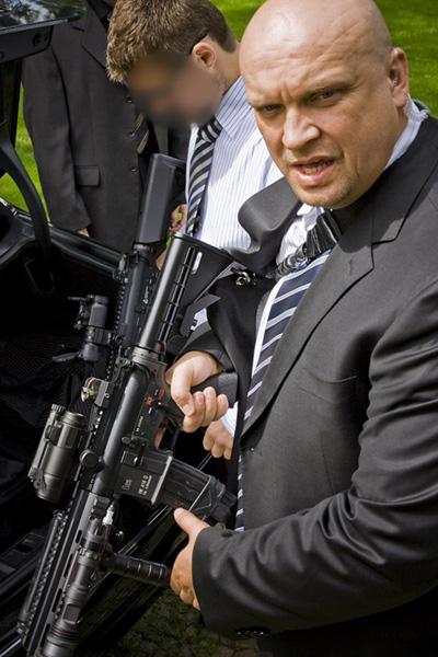 Close Protection Training