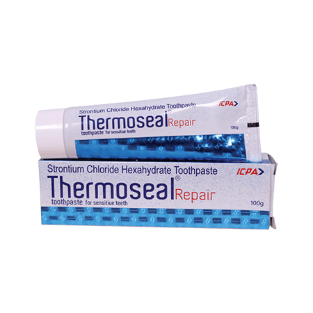 Thermoseal Repair Maintenance Toothpaste For Daily Wear Tear