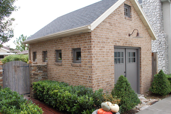 Brick Built Shed Cost