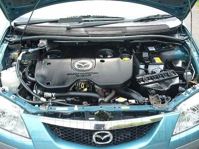 2003 Mazda Mpv 2 0 Engine For Sale Rf Turbo Ideal