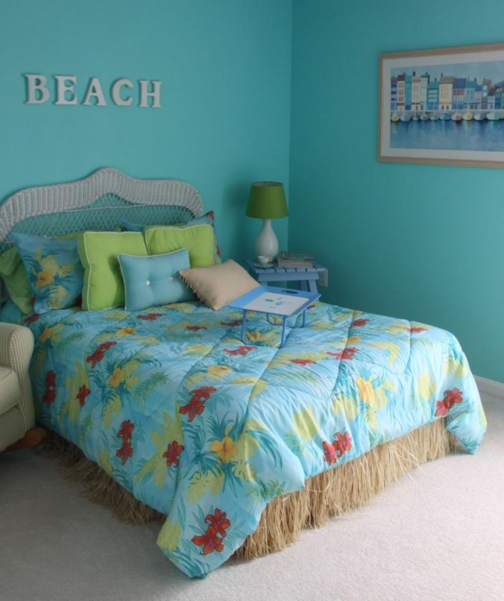 Exciting Beach Bedroom Themes For Truly Refreshing