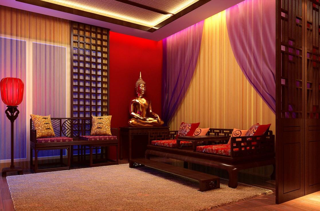 Modern Room Traditional Living