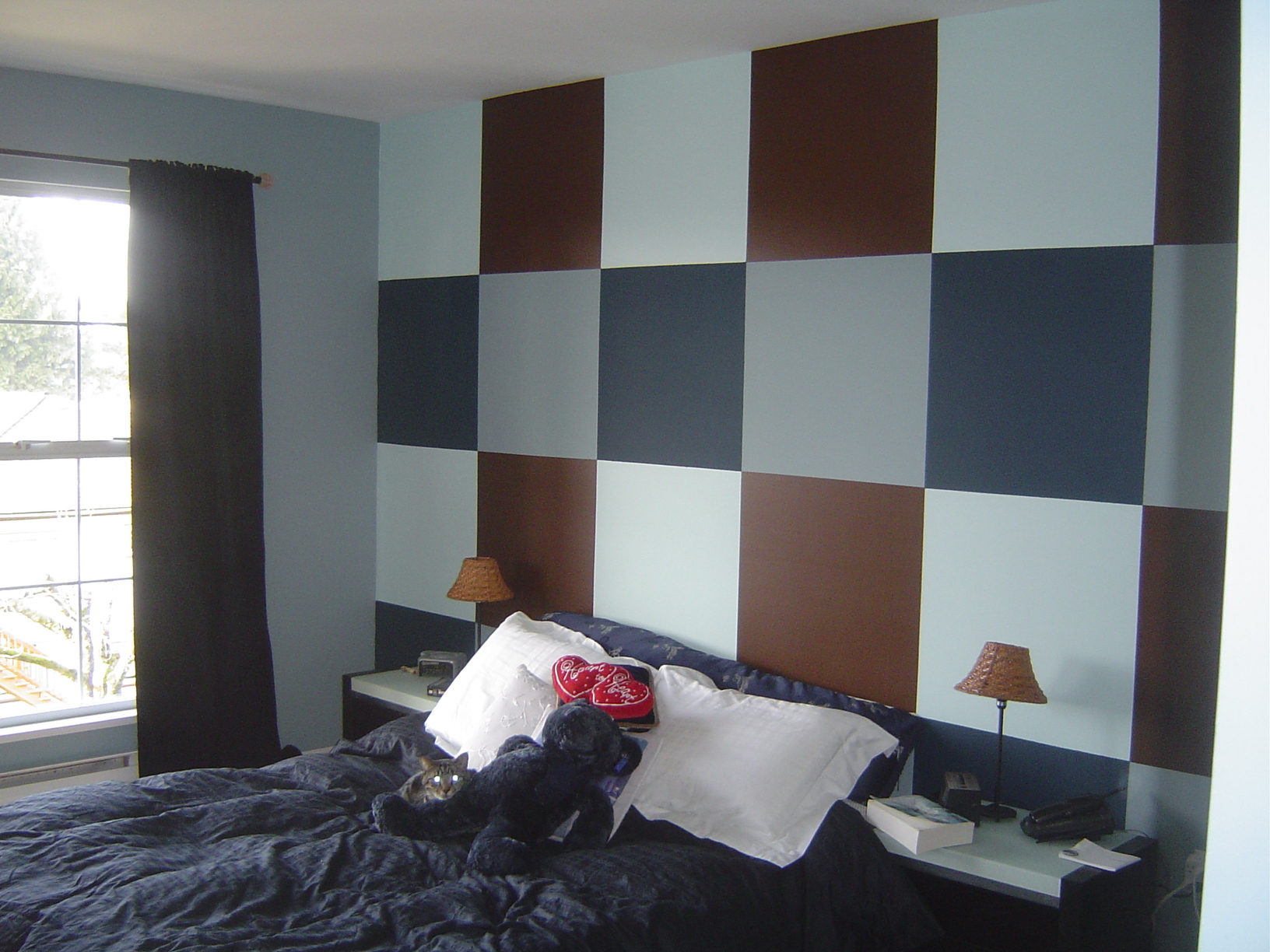 Fun Cool Room Painting Ideas For Bedroom Remodeling Theme