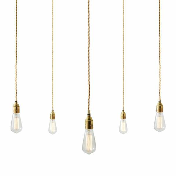 industrial cluster pendant lighting # 18