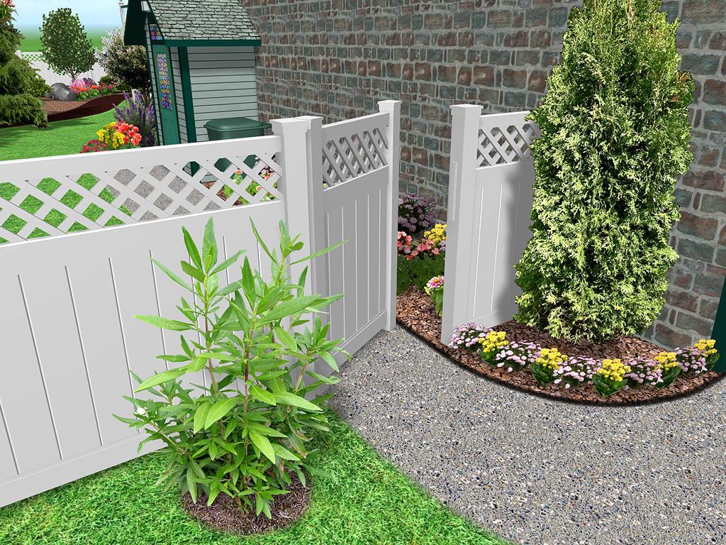 Best Garden Fence Design