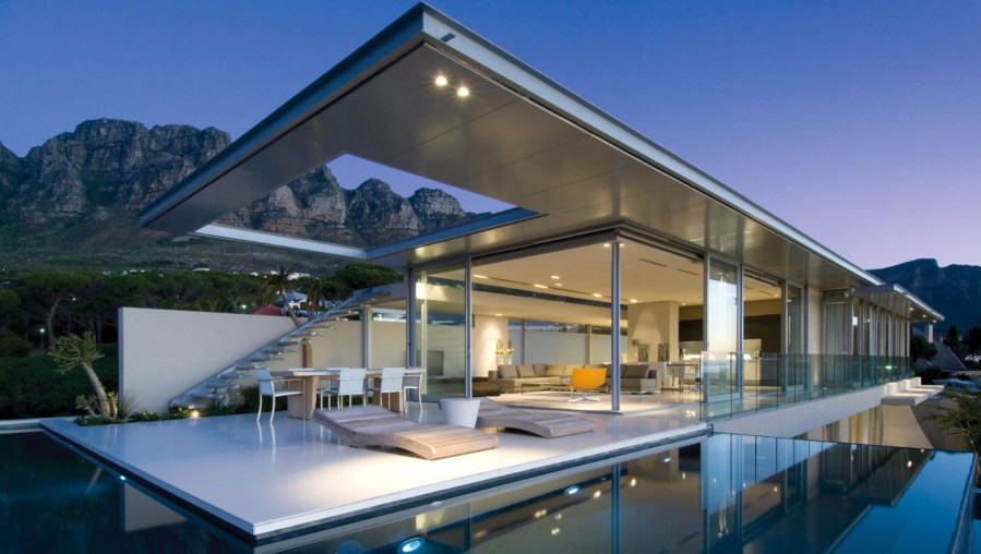 Minimalist Ocean View Home In South Africa   iDesignArch   Interior     Minimalist House Design