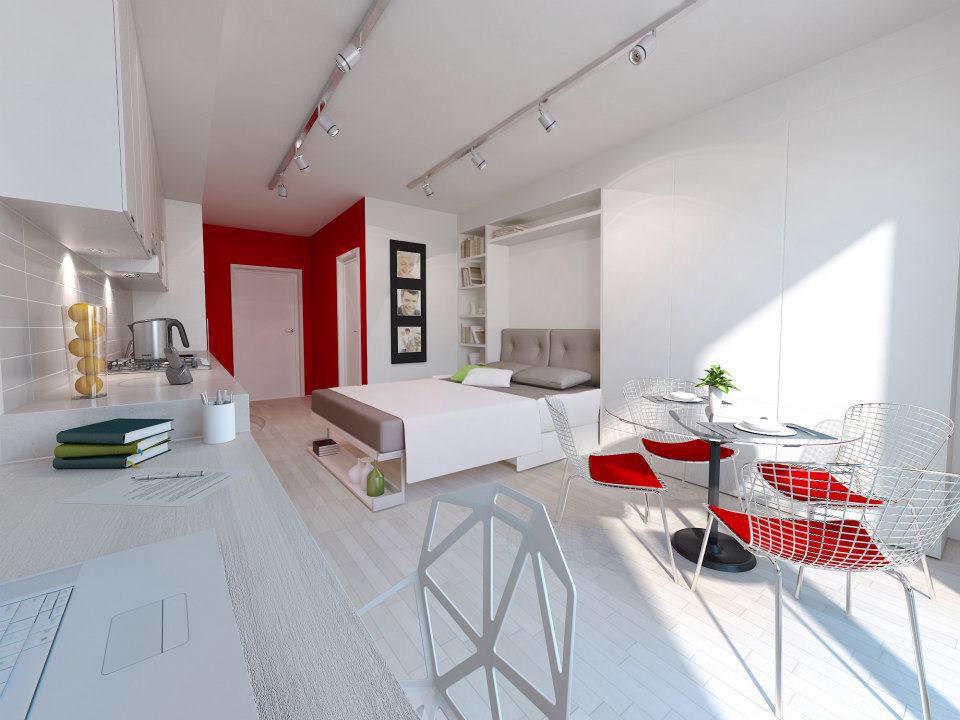 Luxury Small Kitchen Design