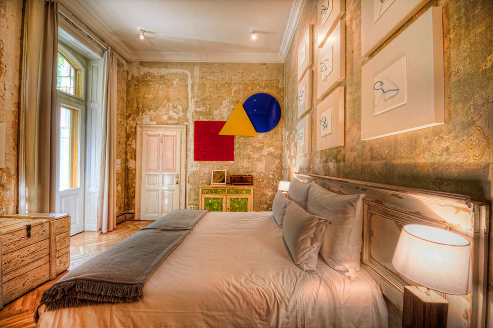 French Minimalist Interior Design