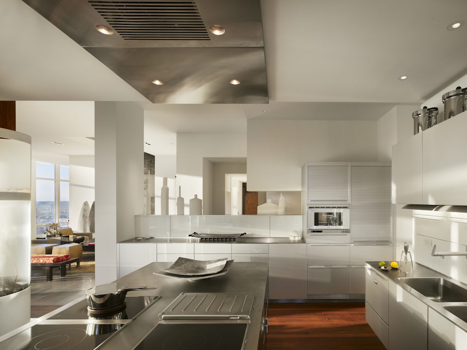 Post Modern Kitchen Design