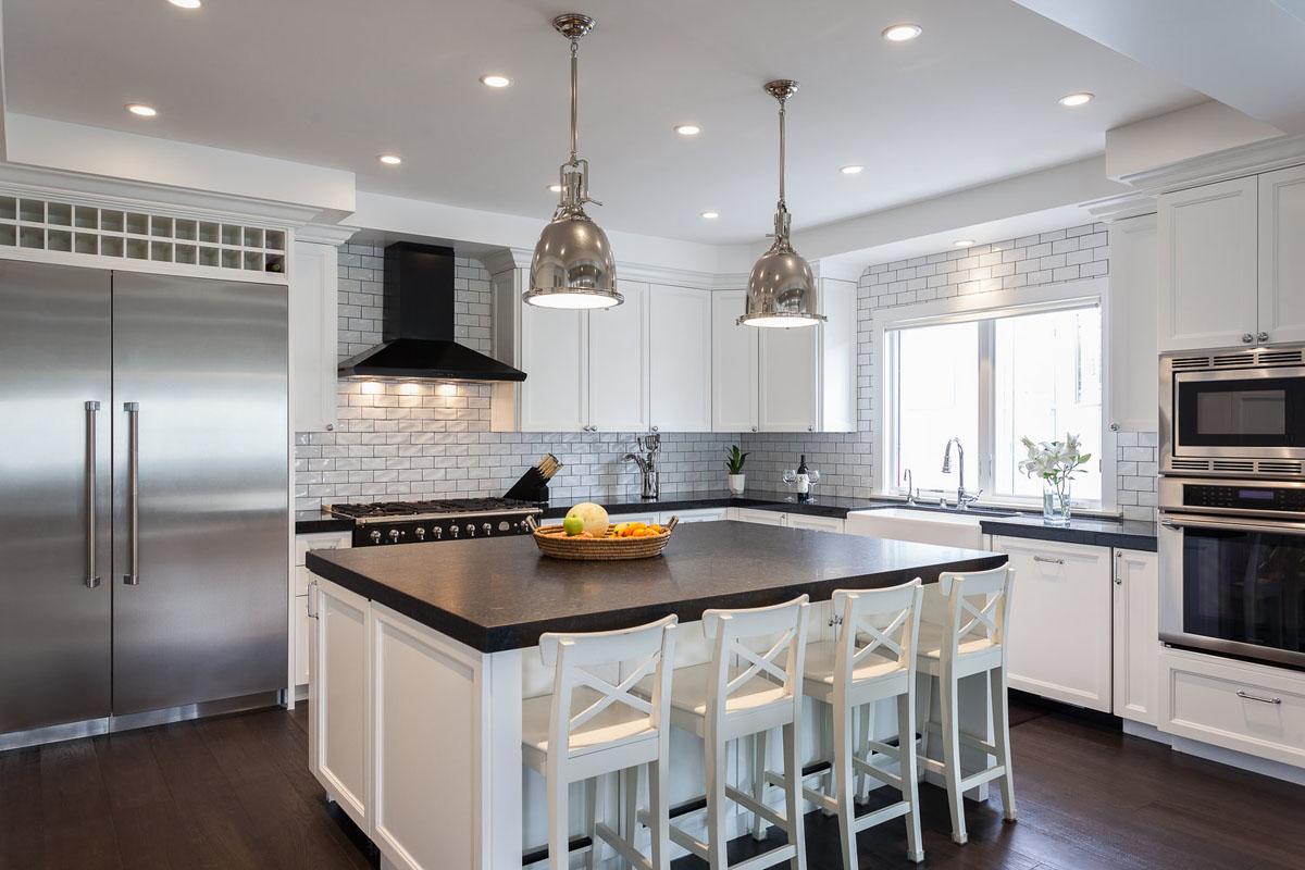 Striking Custom Contemporary Home In Newport Beach Idesignarch Interior Design Architecture